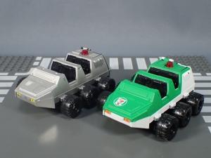 トランスフォーマー マスターピース MP-711 サイバトロン総司令官 コンボイ (セブン-イレブン限定商品)ビークルモード他 (13)