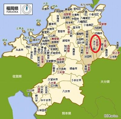 ミヤコマチ地図
