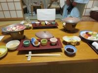 松風苑夕食