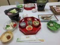 松風苑朝食