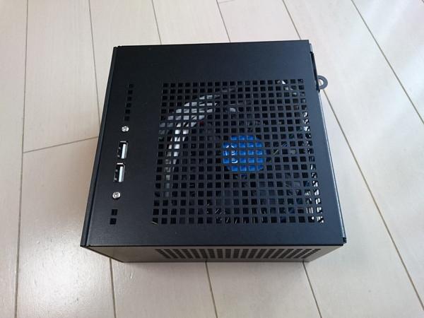 DeskMini110にUSB2.0増設