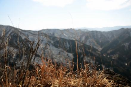 桧沢岳からの展望2