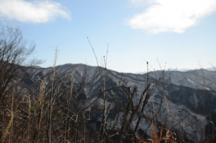 桧沢岳からの展望3