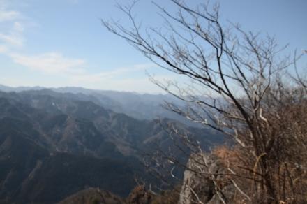 桧沢岳からの展望4