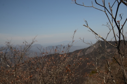 桧沢岳からの展望5