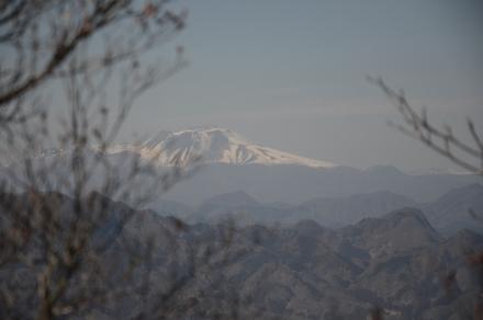 桧沢岳から浅間山1