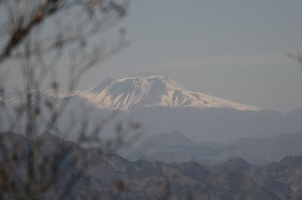 桧沢岳から浅間山2