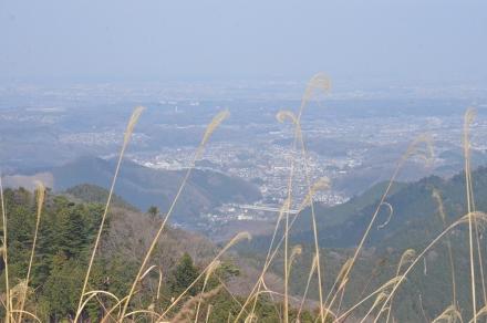 景信山からの展望