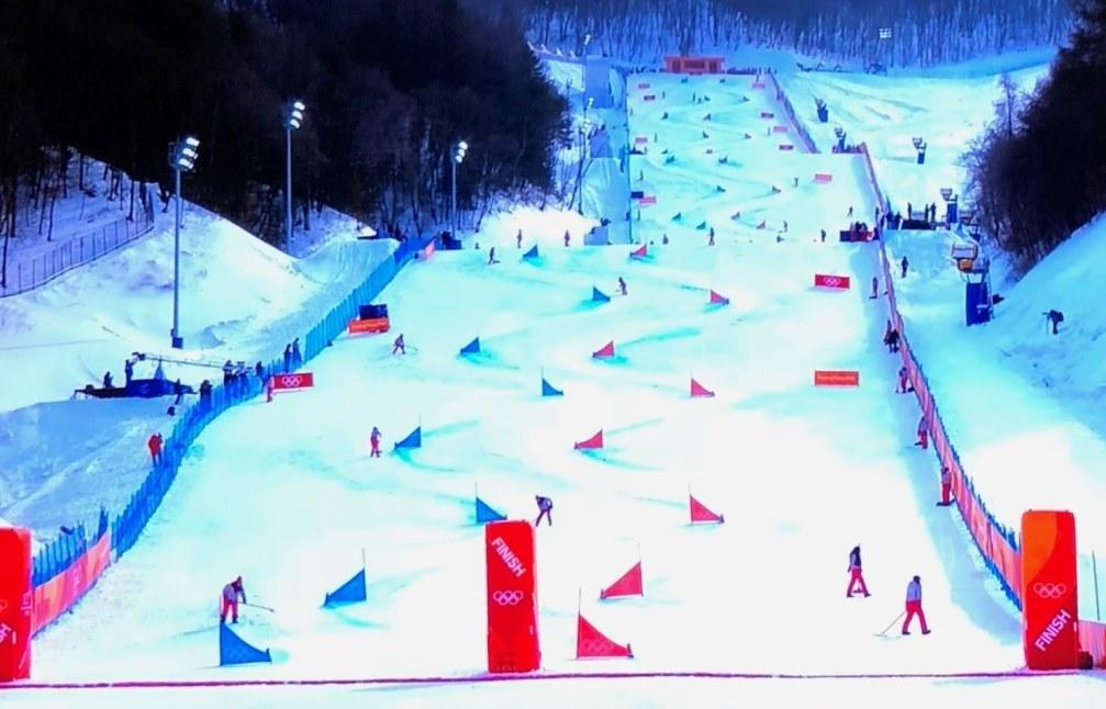 平昌オリンピック スノーボード