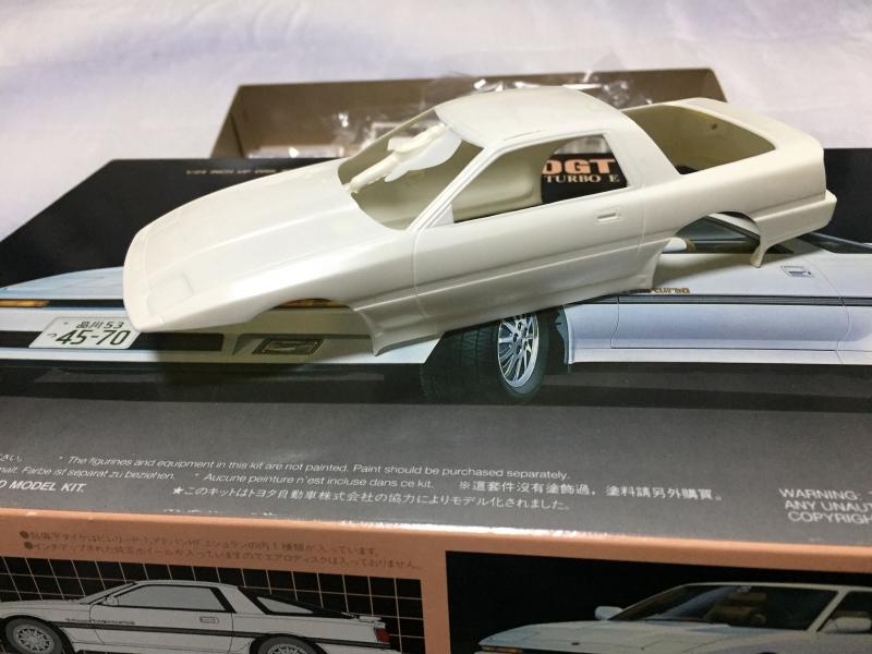 フジミ 70 スープラ ナローボディ GTツインターボE