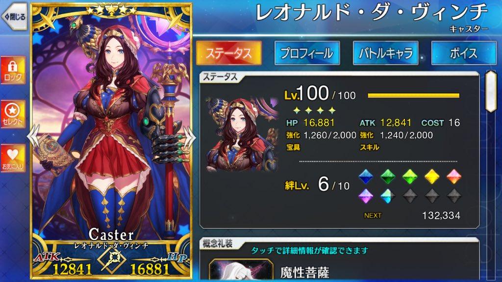 ダ・ヴィンチちゃん100