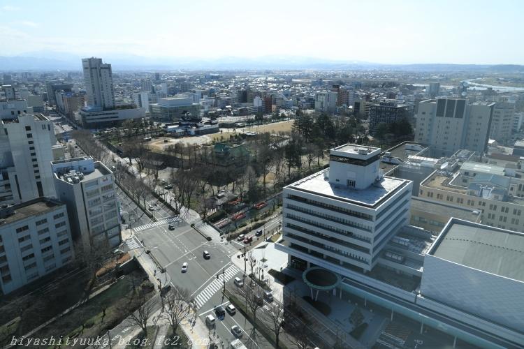 6863 富山市庁舎展望室ーSN