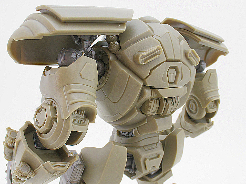 ROBOT魂 ブレザー・フェニックス18