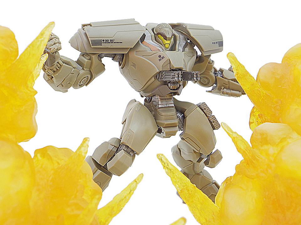 ROBOT魂 ブレザー・フェニックス69