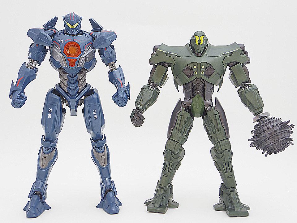ROBOT魂 タイタン・リディーマー6