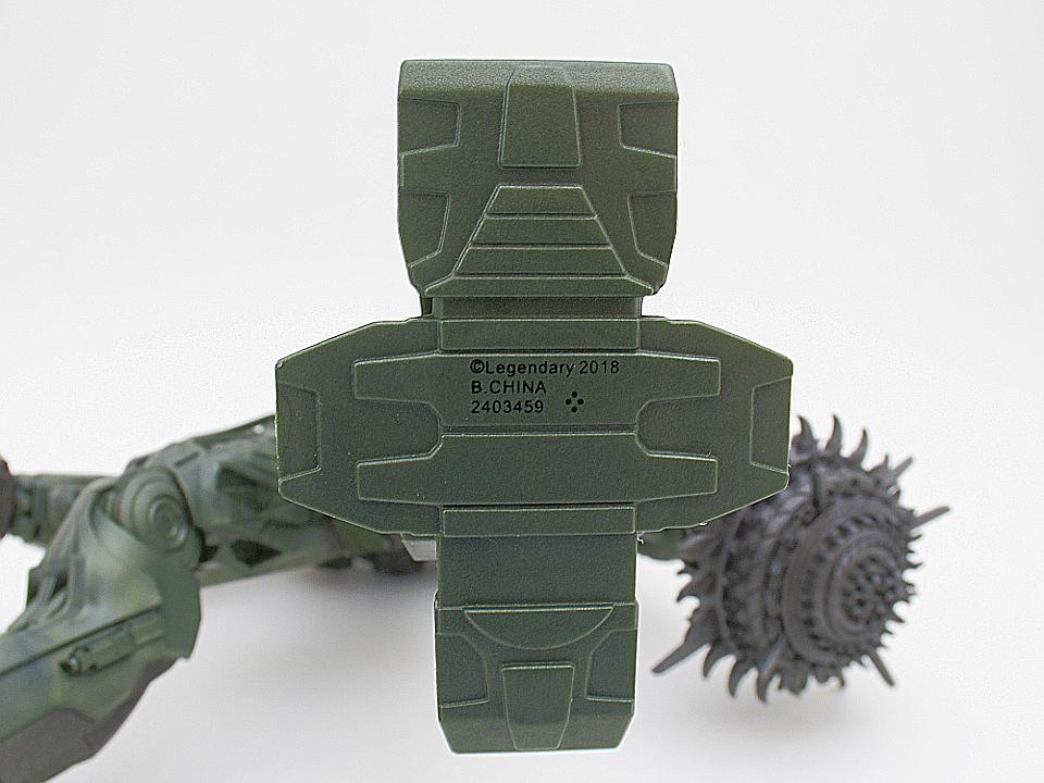 ROBOT魂 タイタン・リディーマー40
