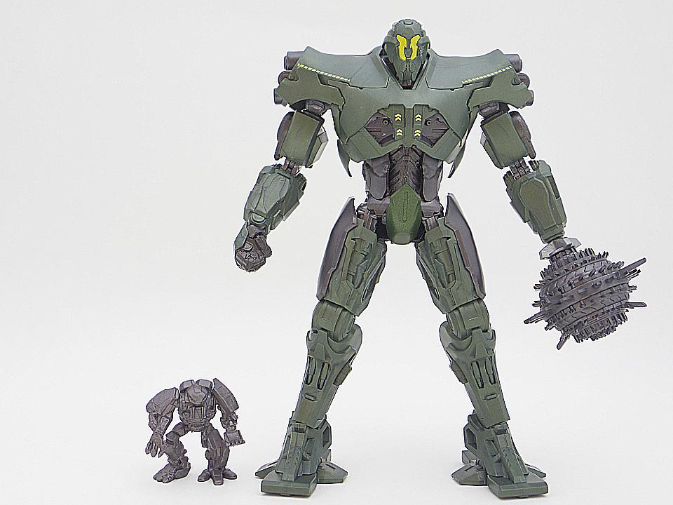 ROBOT魂 タイタン・リディーマー46