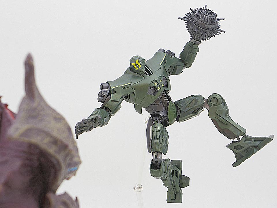 ROBOT魂 タイタン・リディーマー63