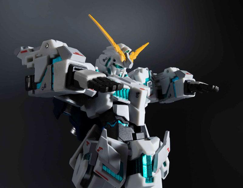ROBOT魂 -ロボット魂- 〈SIDE MS〉 ユニコーンガンダム (覚醒仕様)FIGURE-035165_05