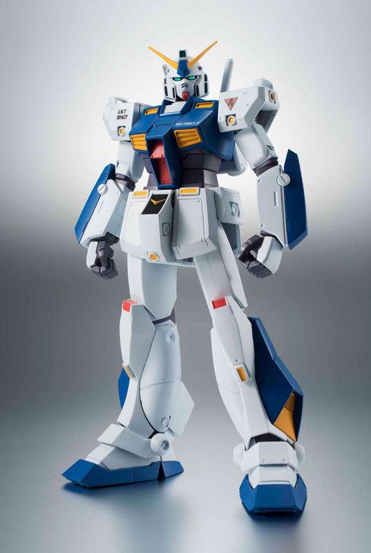 ROBOT魂 -ロボット魂-〈SIDE MS〉 RX-78NT-1 ガンダムNT-1FIGURE-035164_01
