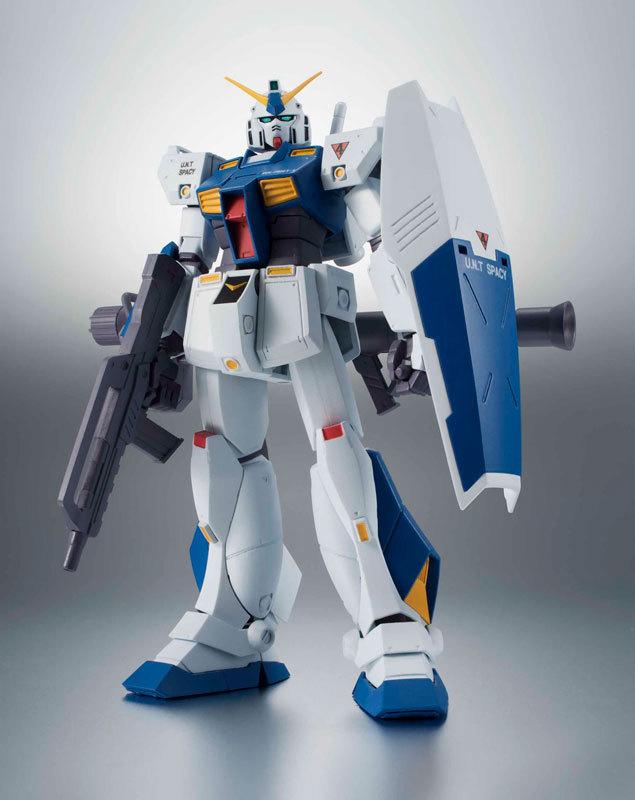 ROBOT魂 -ロボット魂-〈SIDE MS〉 RX-78NT-1 ガンダムNT-1FIGURE-035164_02