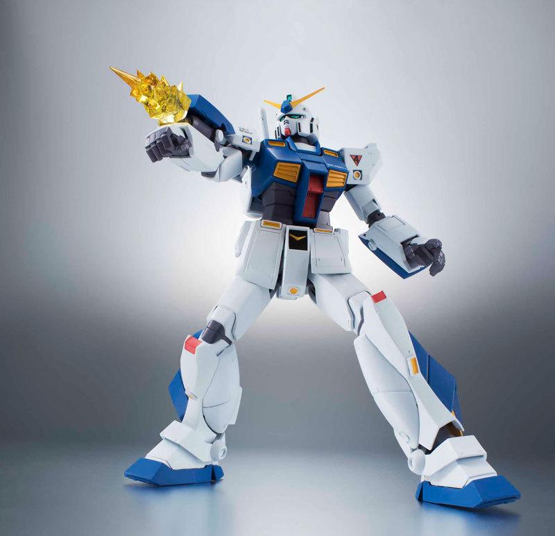 ROBOT魂 -ロボット魂-〈SIDE MS〉 RX-78NT-1 ガンダムNT-1FIGURE-035164_04