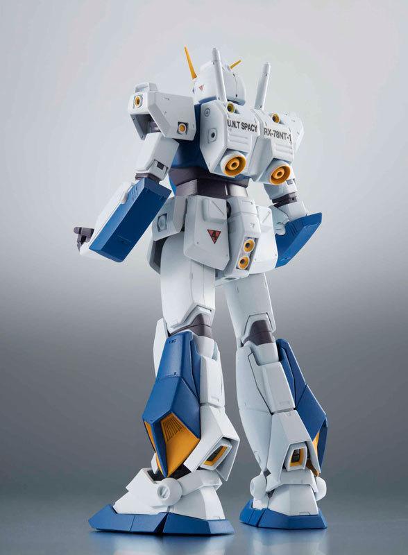 ROBOT魂 -ロボット魂-〈SIDE MS〉 RX-78NT-1 ガンダムNT-1FIGURE-035164_05