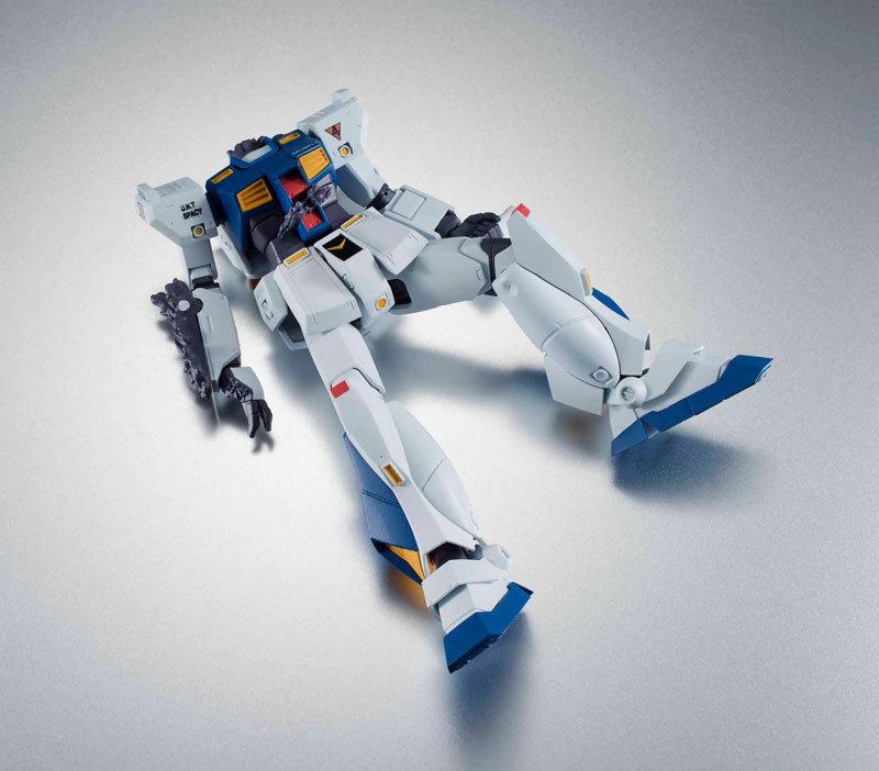 ROBOT魂 -ロボット魂-〈SIDE MS〉 RX-78NT-1 ガンダムNT-1FIGURE-035164_06