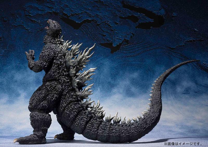 SHモンスターアーツ ゴジラ (2002)FIGURE-035157_06