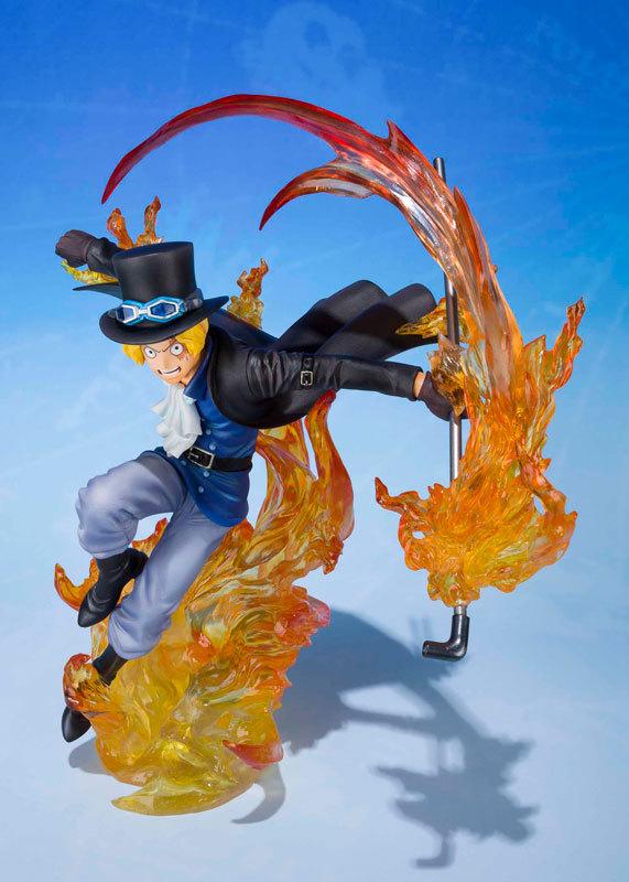 フィギュアーツZERO サボ -火拳-FIGURE-035162_01