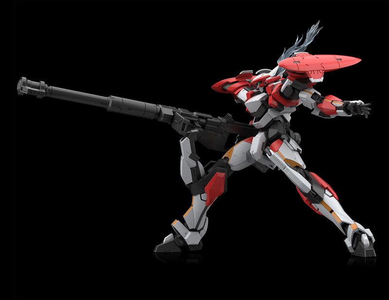 フルメタル・パニック!IV ARX-8 レーバテイン プラモデルTOY-RBT-4439_08