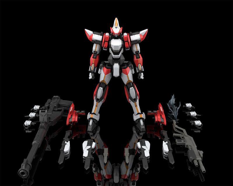 フルメタル・パニック!IV ARX-8 レーバテイン プラモデルTOY-RBT-4439_09