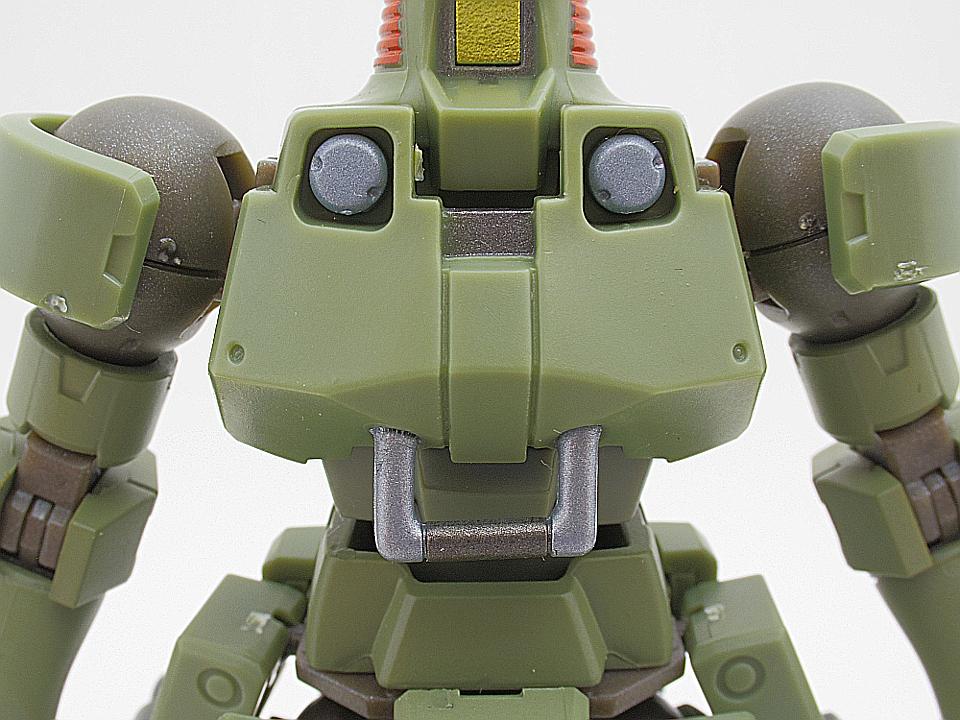 ROBOT魂 リーオー フライト11