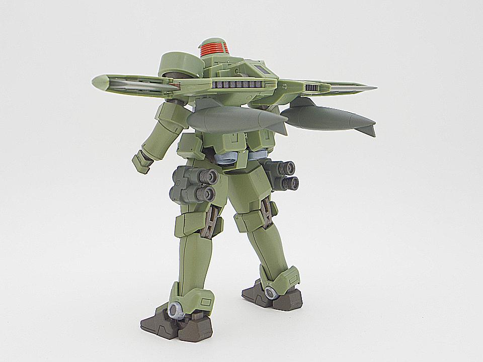 ROBOT魂 リーオー フライト4