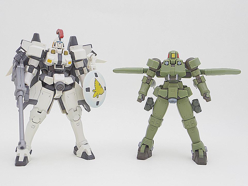 ROBOT魂 リーオー フライト6