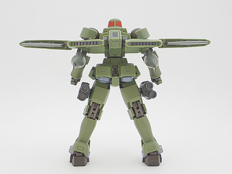 ROBOT魂 リーオー フライト5