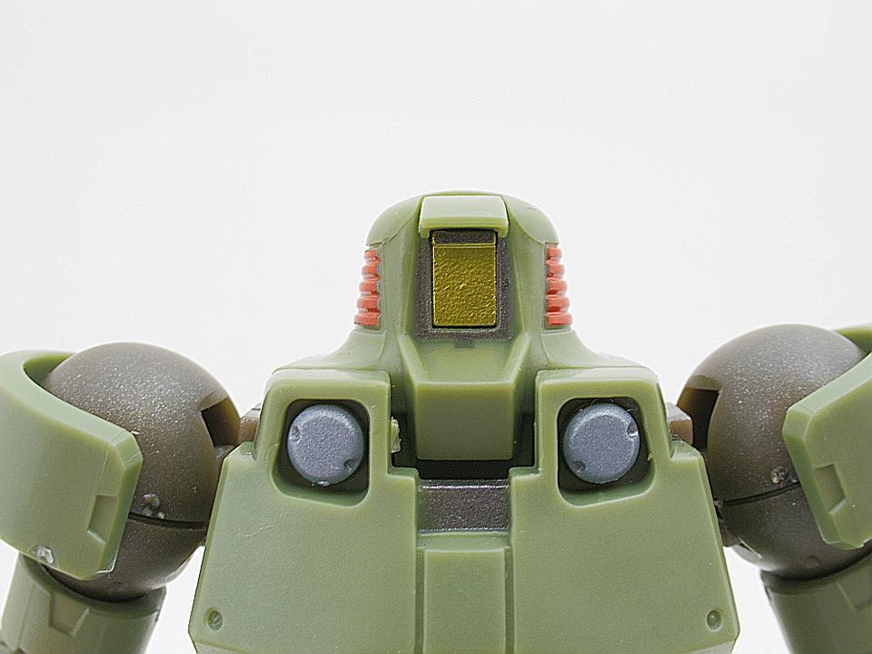 ROBOT魂 リーオー フライト7