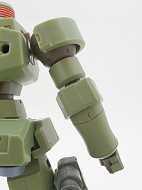 ROBOT魂 リーオー フライト27