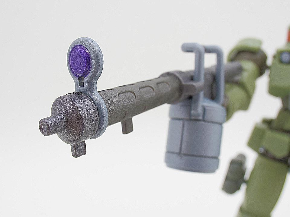 ROBOT魂 リーオー フライト34