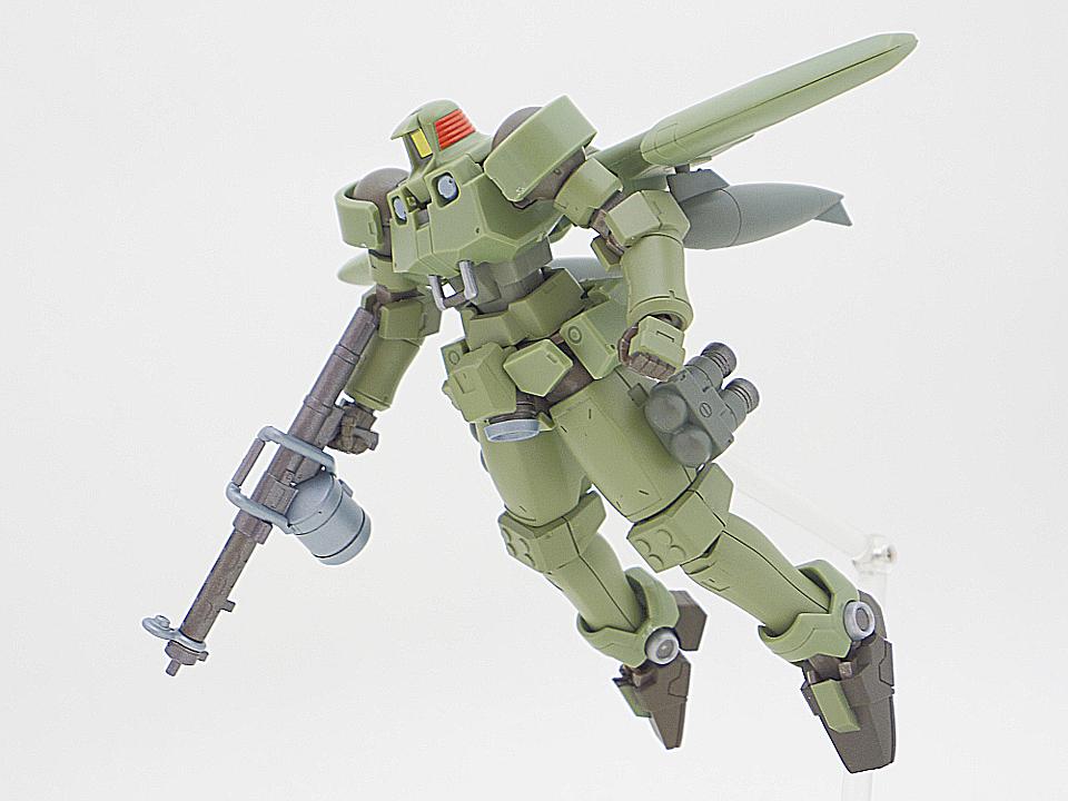 ROBOT魂 リーオー フライト46