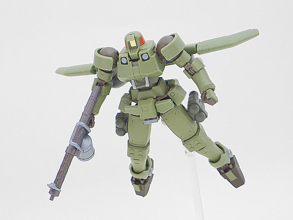 ROBOT魂 リーオー フライト49