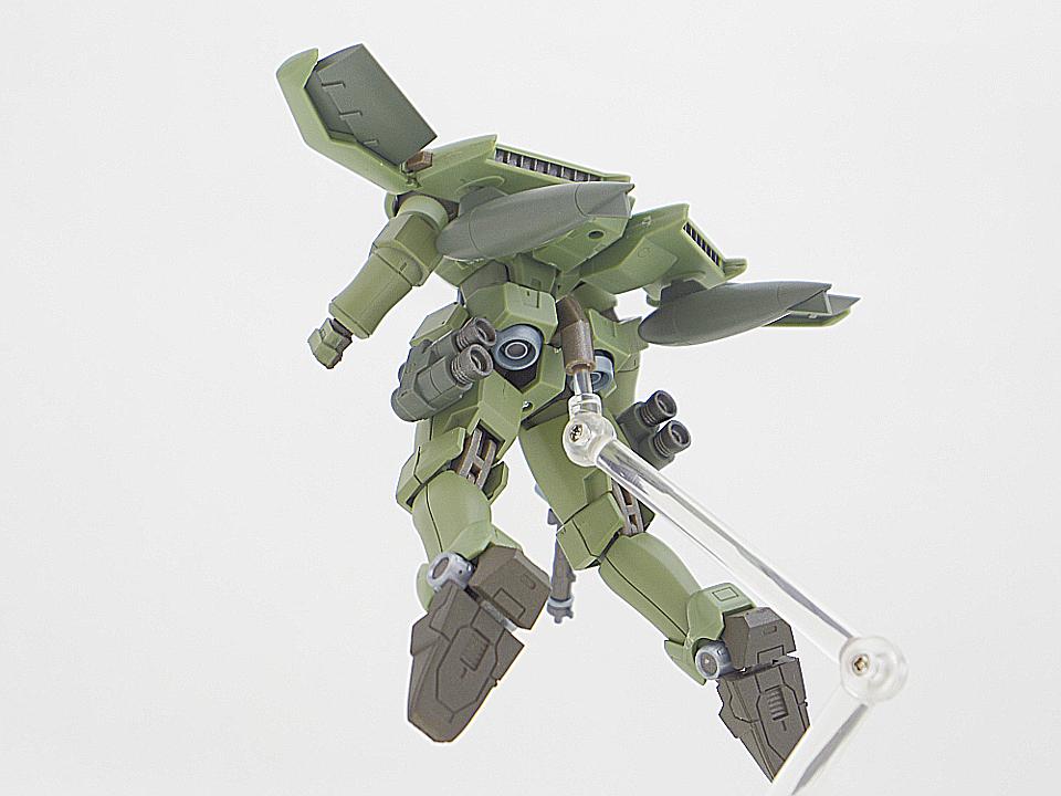 ROBOT魂 リーオー フライト50