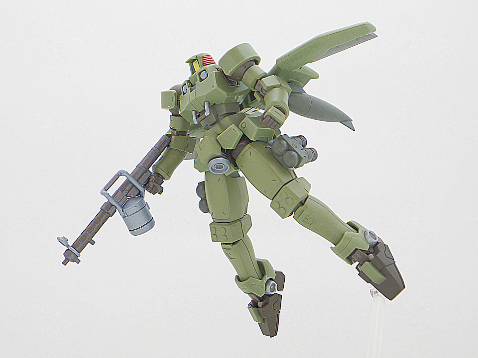 ROBOT魂 リーオー フライト51