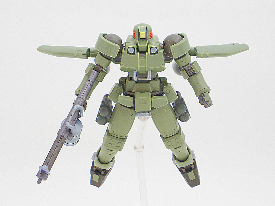 ROBOT魂 リーオー フライト52