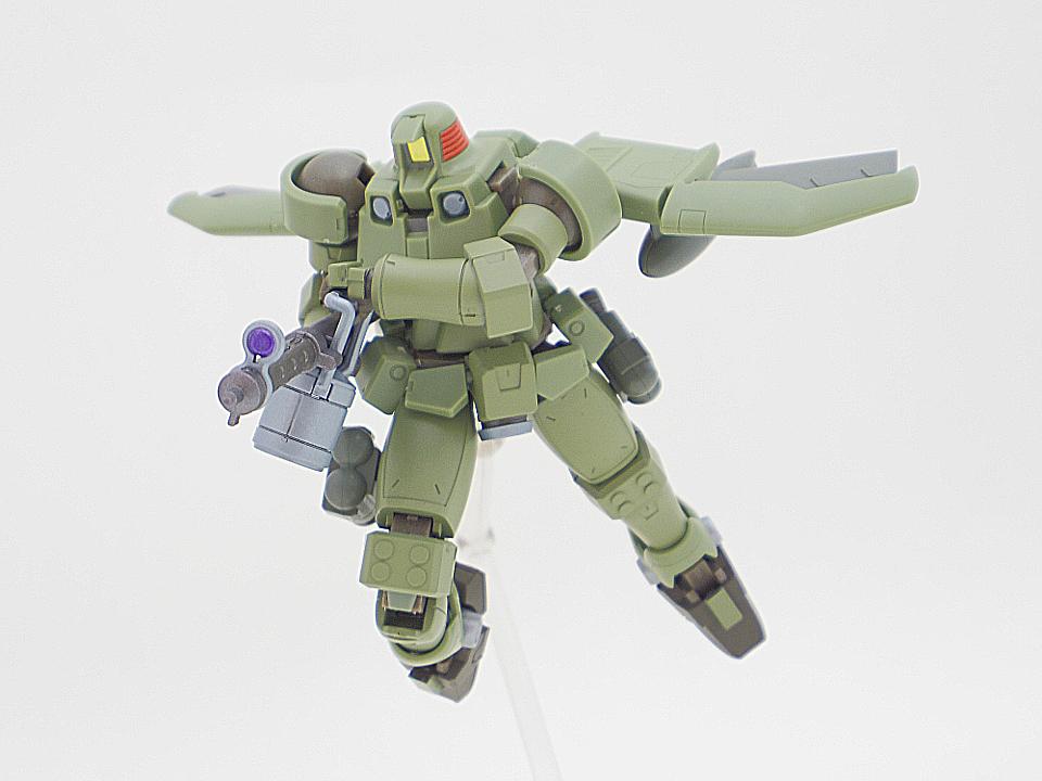 ROBOT魂 リーオー フライト57
