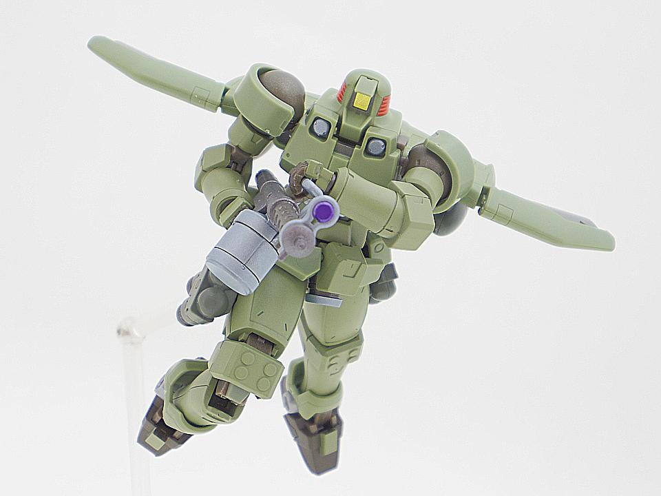 ROBOT魂 リーオー フライト58