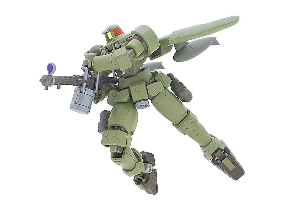 ROBOT魂 リーオー フライト60