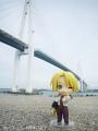 新湊大橋あたり1