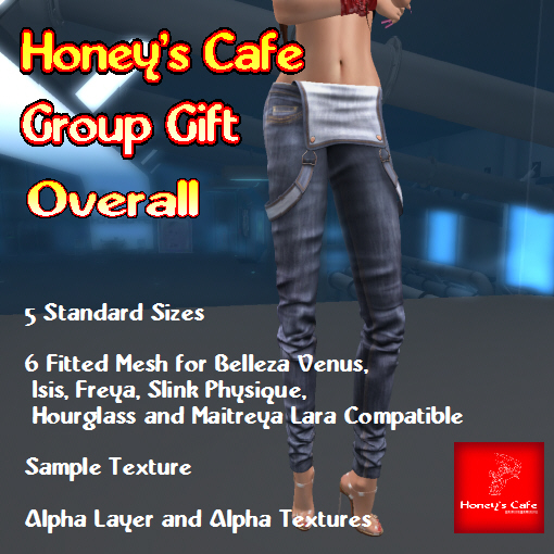 Group Gift Overall