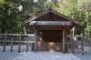 瀧原宮拝殿